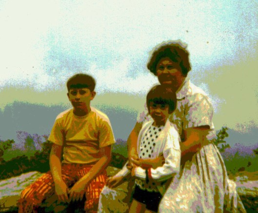 Summer of '69, Jon, Christi & Mom