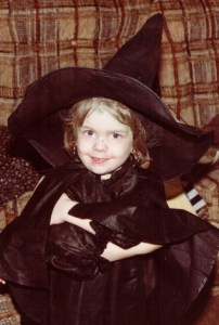 A Very Young Witch